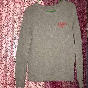 Sweaters - STRANGER THINGS SHIRT